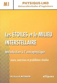 Histoiresdenlire.be Les étoiles et le milieu interstellaire - Introduction à l'astrophysique Image