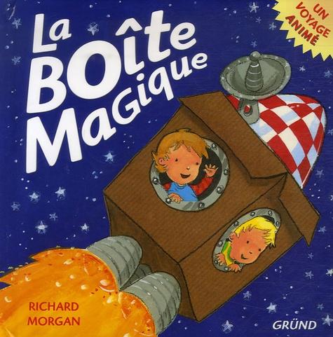 Richard Morgan - La Boite Magique.