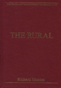 The Rural- Critical Essays in Human Geography - Richard Munton pdf epub