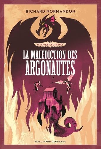 Les enquêtes d'Hermès Tome 3 La malédiction des Argonautes
