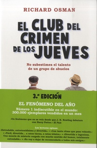 Richard Osman - El Club del Crimen de los Jueves.