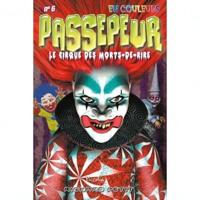 Richard Petit - Le cirque des morts-de-rire.