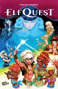 Richard Pini et Wendy Pini - Elfquest, la quête originelle Tome 6 : Le siège de la montagne bleue.