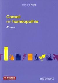 Richard Pinto - Conseil en homéopathie.