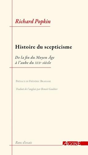Histoire du scepticisme - 9782748904147 - 26,99 €