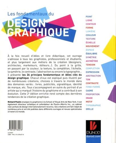 Les fondamentaux du design graphique. Les 26 concepts clés de la communication visuelle 2e édition