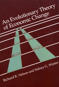 Deedr.fr An Evolutionary Theory of Economic Change Image