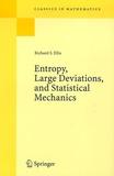 Richard-S Ellis - Entropy, Large Deviations, and Statistical Mechanics.