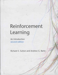 Richard S. Sutton et Andrew G. Barto - Reinforcement Learning - An Introduction.