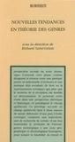 Richard Saint-Gelais - Nouvelles tendances en théorie des genres.