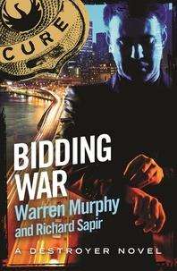 Richard Sapir et Warren Murphy - Bidding War - Number 101 in Series.