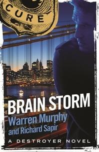 Richard Sapir et Warren Murphy - Brain Storm - Number 112 in Series.