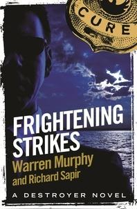 Richard Sapir et Warren Murphy - Frightening Strikes - Number 141 in Series.