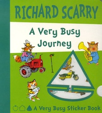 Richard Scarry - A Very Busy Journey.