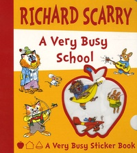 Richard Scarry - A Very Busy School.