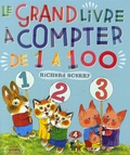 Richard Scarry - Le grand livre à compter de 1 à 100.
