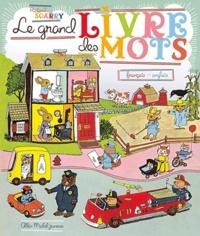 Richard Scarry - Le grand livre des mots - Français/anglais.