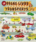 Richard Scarry - Le grand livre des transports.