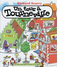 Richard Scarry - Un tour à Tourneville.