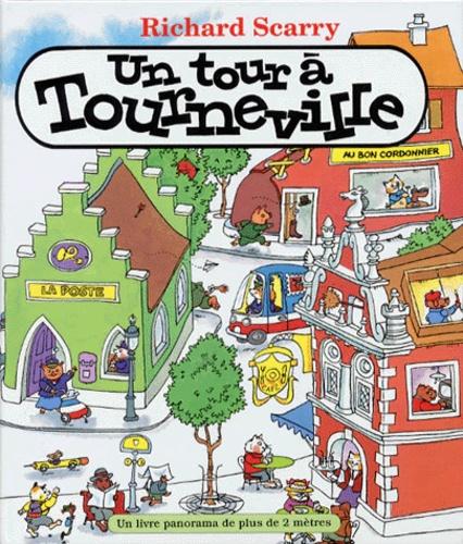 Richard Scarry - Un tour à Tourneville.