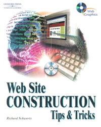 Web Site Construction Tips & Tricks. Includes CD-ROM.pdf