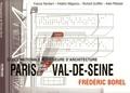 Richard Scoffier et Frédéric Migayrou - Ecole nationale supérieure d'architecture Paris Val-de-Seine - Frédéric Borel.