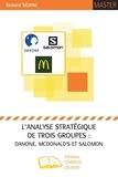 Richard Siorak - L'analyse stratégique de trois groupes : Danone, McDonald's et Salomon.