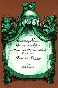 Richard Strauss - Ariadne auf Naxos.