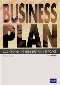 Richard Stutely - Business Plan.