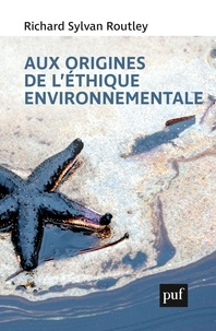 Livres à télécharger gratuitement pour ipad Aux origines de l'éthique environnementale  - Le dernier homme 9782130813286 en francais