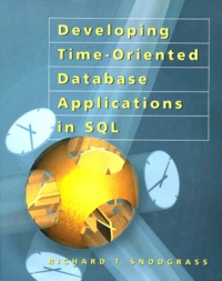Histoiresdenlire.be DEVELOPING TIME-ORIENTED DATABASE APPLICATIONS IN SQL. - CD-Rom included Image