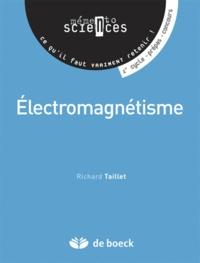 Richard Taillet - Electromagnétisme.