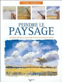 Richard Taylor - Peindre le paysage - Les gestes techniques, les pas à oas, les trucs et astuces des experts.