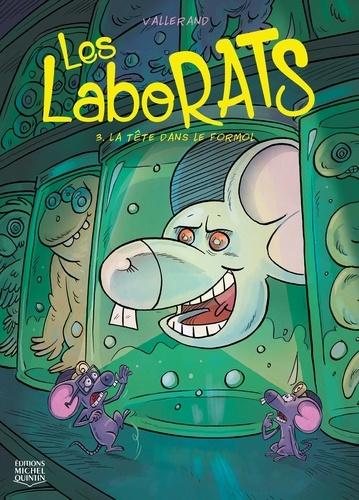 Les Laborats 3 - La tête dans le formol