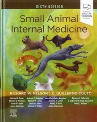 Richard W. Nelson et C. Guillermo Couto - Small Animal Internal Medicine.