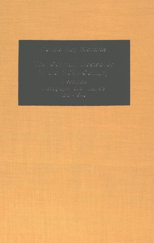 Richards Judith - The German Bestseller in the 20th Century - A complete Bibliography and Analysis 1915-1940.