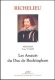 Richelieu - Mémoires - Tome 6, (1627), Le duc de Buckingham.