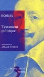 Richelieu - Testament politique.