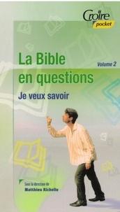 Richelle Matthieu - la bible en question vol 2.