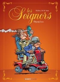 Richez et  Sti - Les Seignors - Tome 2.