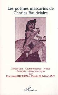 Richon Rungasamy - Les poèmes mascarins de Charles Baudelaire.