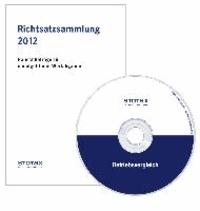 Richtsatzsammlung 2012.