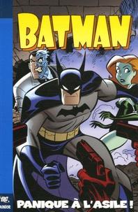 Rick Burchett et Ty Templeton - Batman Tome 1 : Panique à l'asile !.