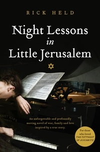 Rick Held - Night Lessons in Little Jerusalem.