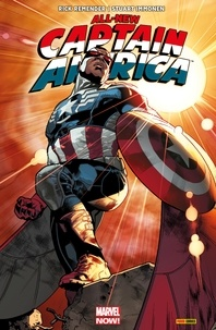 Rick Remender et Stuart Immonen - All-New Captain America (2015) T01 - Le réveil de l'Hydra.