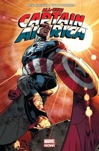 Rick Remender et Stuart Immonen - All-New Captain America  : Le réveil de l'Hydra.