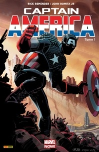 Rick Remender et John Romita Jr. - Captain America (2013) T01 - Perdu dans la dimension Z (I).