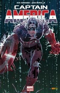 Rick Remender et John Romita Jr. - Captain America (2013) T02 - Perdu dans la dimension Z (II).