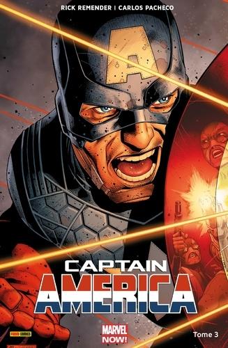 Captain America (2013) T03. Nuke se déchaîne