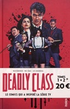 Rick Remender et Wes Craig - Deadly Class  : Pack en 2 volumes : Tome 1, Reagan Youth ; Tome 2, Kids of the Black Hole.